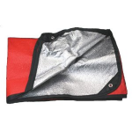 Do you have a solar emergency blanket?