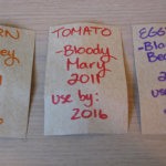 Making your own heirloom seed packets